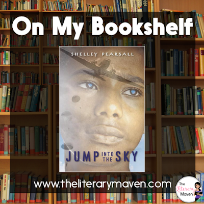 "Jump into the Sky by Shelley Pearsall is narrated by Levi Battle, a teenage African American boy from Chicago who has little to no experience with racism and has never even heard of the ""Jim Crow"" of the South. His young age and innocence allow the reader to imagine the shock of coming into contact with experiences like being forced to sit in a blacks only section of a train or a storekeeper threatening one's life for entering through the front door of his shop. Read on for more of my review and ideas for classroom application."