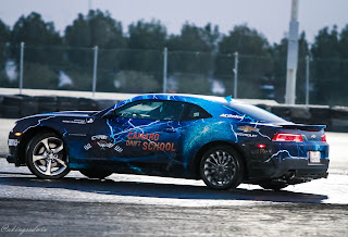 Jaidah Automotive partners with Qatar Racing Club for Camaro Drift Experience!
