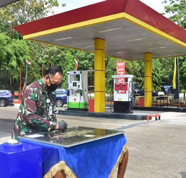 KASAU RESMIKAN PROGRAM e-BBM TNI AU