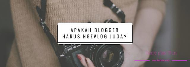 Kopdar Blogger JNE : Apakah Blogger Harus Ngevlog juga?