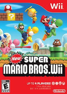 Best controler option for new super mario bros wii