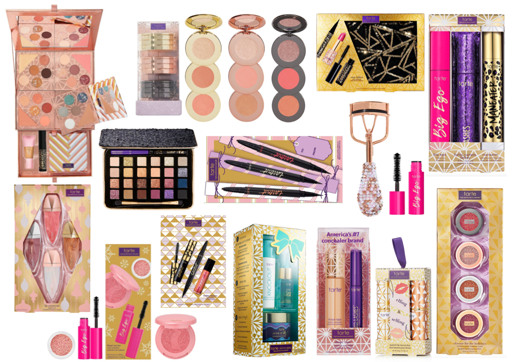Tarte Christmas Collection 2019