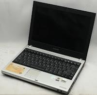 Toshiba Portege M500 - Laptop Bekas
