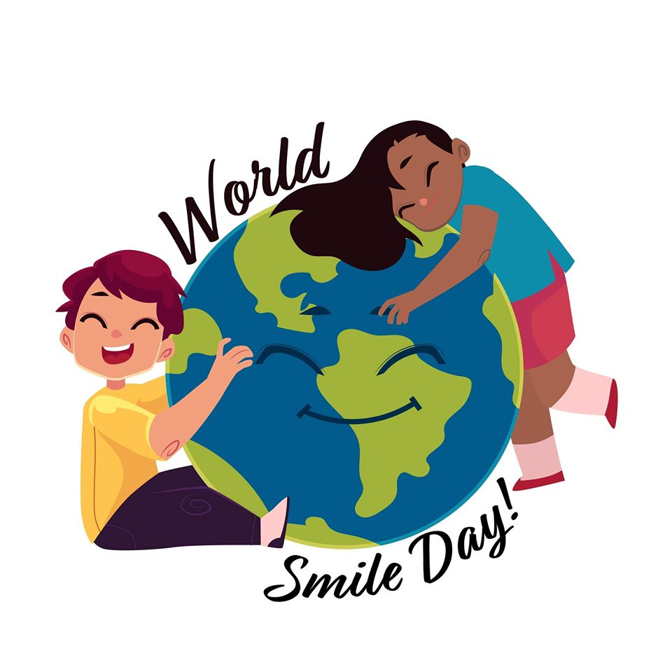World Smile Day Wishes pics free download