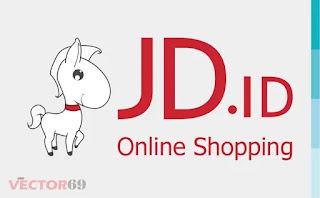 Logo JD.ID Online Shopping - Download Vector File SVG (Scalable Vector Graphics)