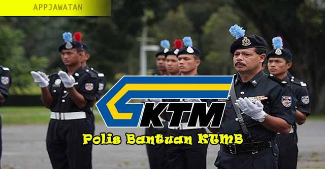 Permohonan Polis Bantuan Keretapi Tanah Melayu Berhad