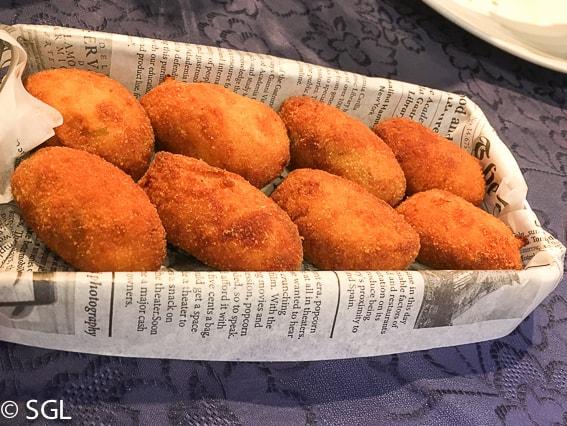 Comer en Bilbao. Restaurante Nido
