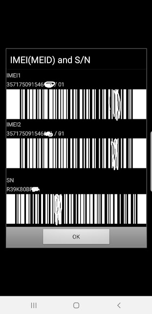 Samsung N960N U3 Make Dual Sim Ok