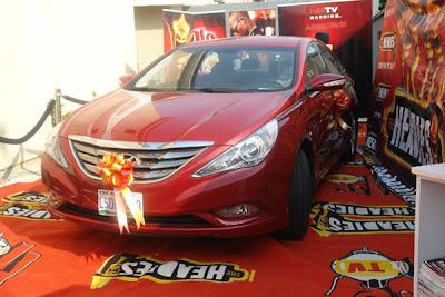 Image result for Davido Hyundai Sonata