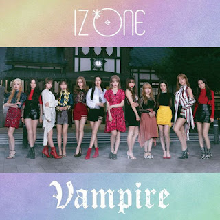 [Single] IZ*ONE - Vampire (Japanese) Mp3 full download zip rar 320kbps