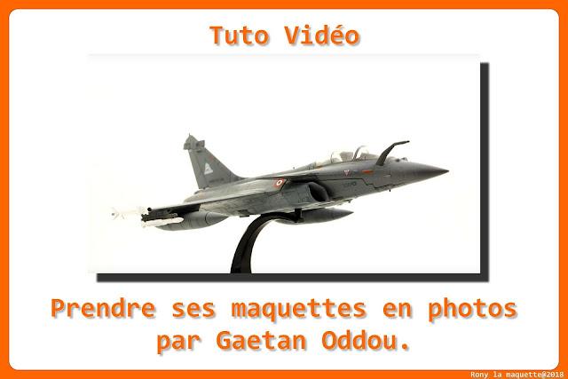 Prendre ses maquettes en photos par Gaetan Oddou.