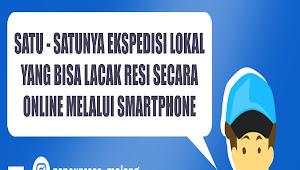 CARA LACAK RESI DI NSN EXPRESS