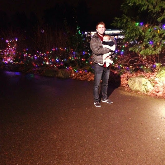 woodland park zoo lights excursion