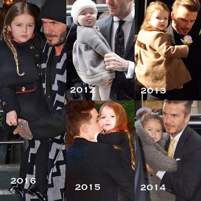 Harper Beckham Fashion Blog: February 2017