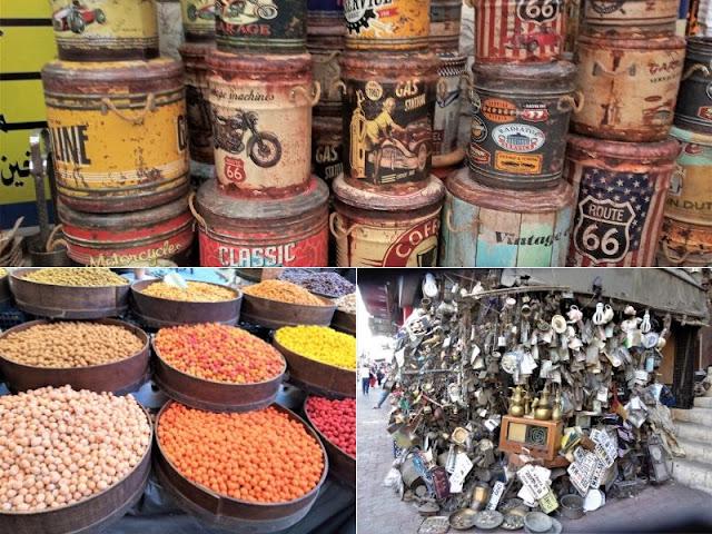 mercato e negozi amman