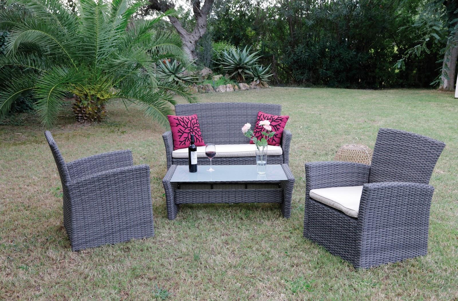 Ferretería El Polígono Limpieza De Muebles De Terraza Y Jardín