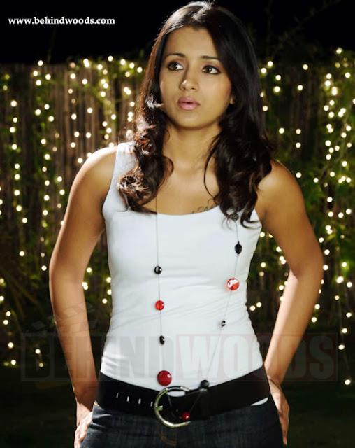 Trisha Krishnan hot and bold photos