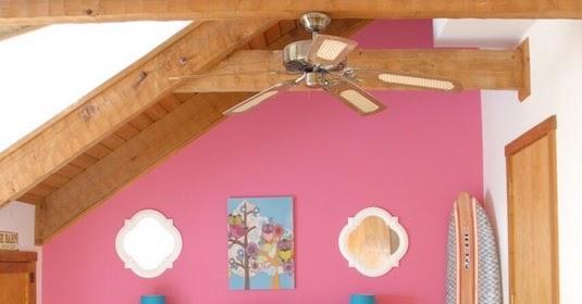 Hood Creek Log Cabin: A Tranquil Teen Girl\'s Room | $100 Room Challenge