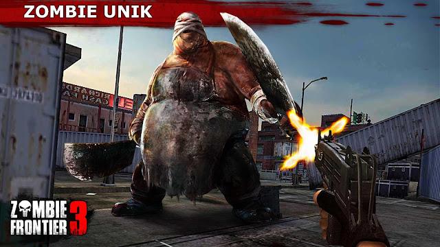 Download Zombie Frontier 3 Apk Mod [Unlimited Money] V1.80 Terbaru 2