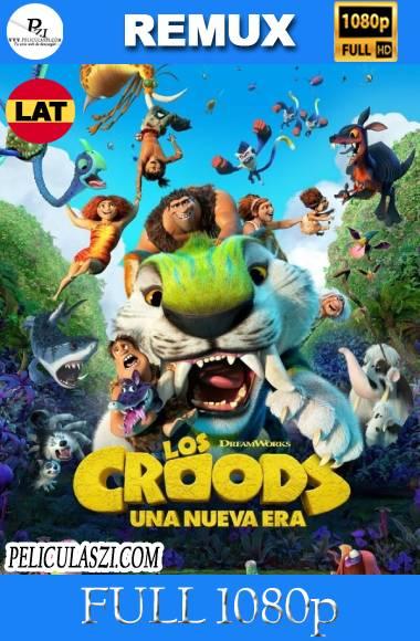 Los Croods 2 (2020) Full HD REMUX & BRRip 1080p Dual-Latino VIP