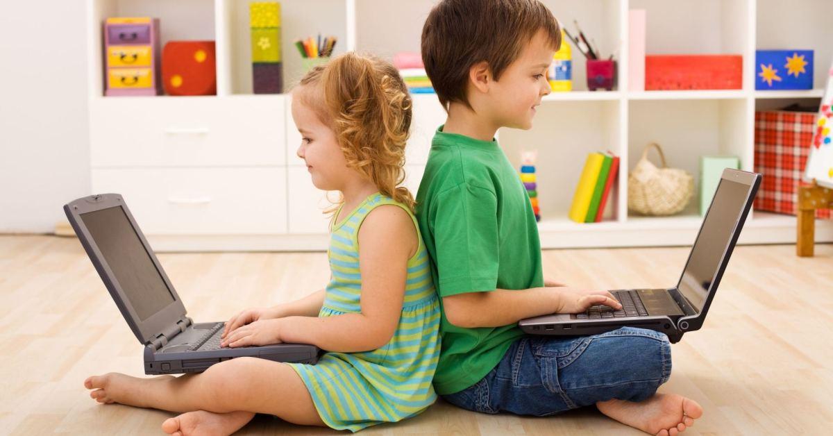 Развивающие игры для детей до 5 лет в интернете