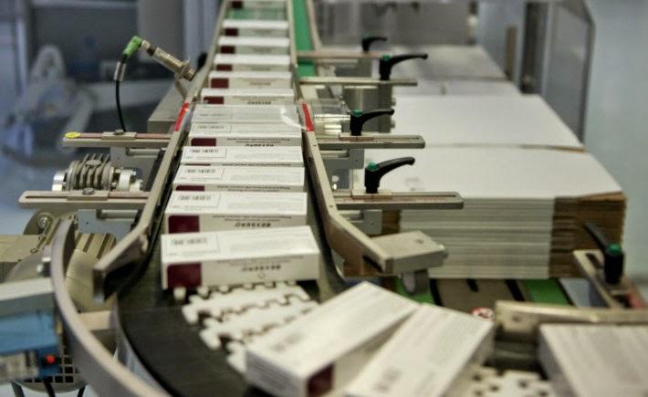 Tres medicamentos: uno contra el cáncer, uno contra el colesterol y uno contra la hepatitis C, alcanzarán ventas superiores a los 3,000 mdd en 2019. (Foto: Novartis)