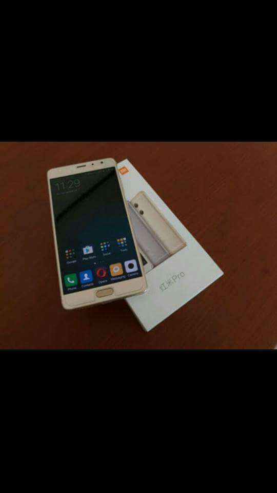 Xiaomi Redmi Pro Fullset No Minus