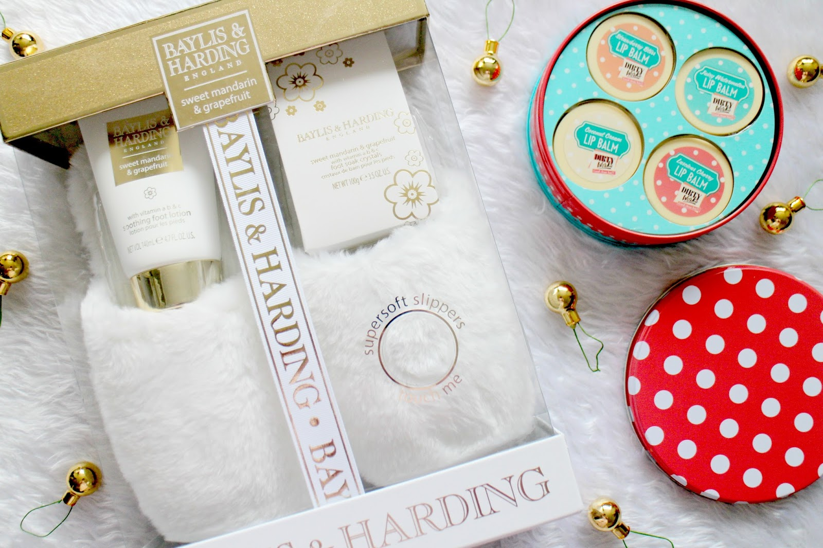 Bath and beauty gifts for her Christmas