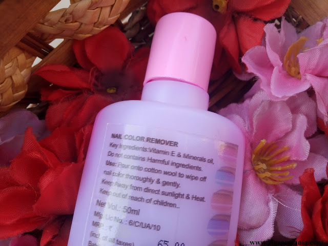 Coloressence Nail Color Remover Review