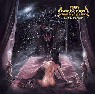 """Το ep των Cobra Spell """"Love Venom"""""""