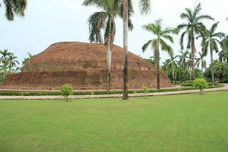 Ramabhar Stupa Buddhist tourism