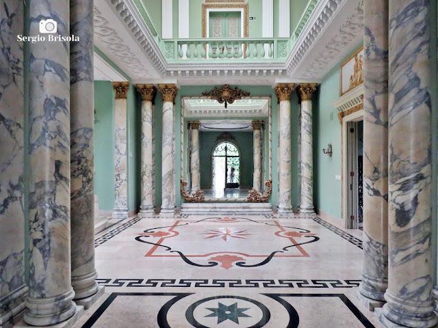 Palacete Violeta - Entrada