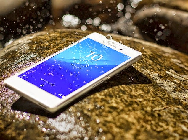 Review: Sony Xperia M4 Aqua - A water resistant beast : ReviewsToday