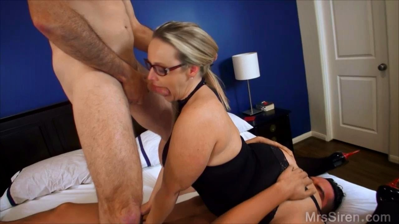 Scott strap sex tape