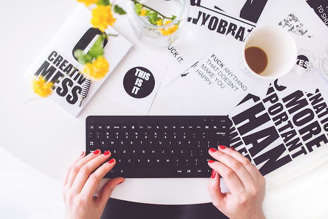 VIRTUAL ASSISTANT JOBS FROM HOME FOR BEGINNERS - BLOGGING