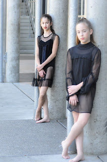 Keighly Vogel and Abigail Johnson