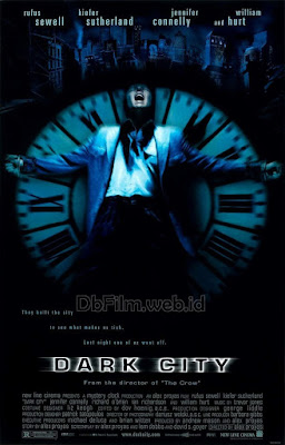 Sinopsis film Dark City (1998)