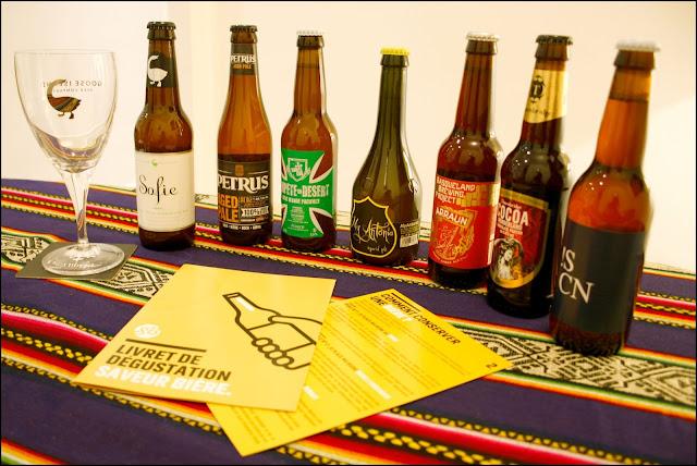Beer box saveur bière