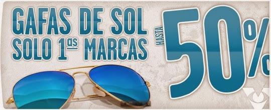 c815563a77 Ahorro en Moda, Belleza, Salud y más...: 50% dto Gafas de sol VISIONLAB