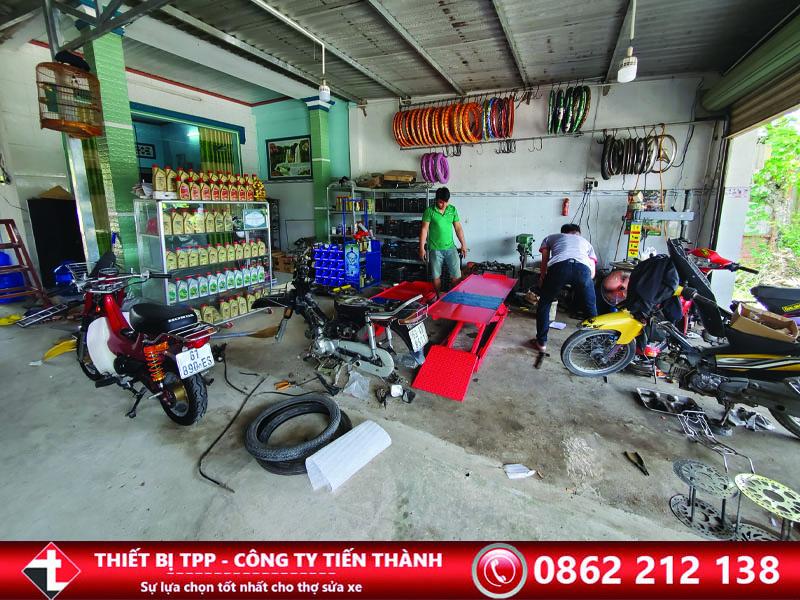 mở cửa hàng xe máy, mwor của hàng sửa chữa, mở cửa hàng sửa xe, mở cửa tiệm sửa xe