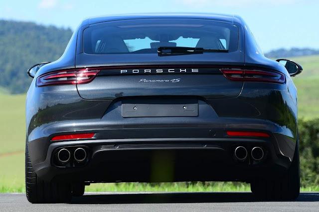 Porsche Panamera 2016 a 2018- recall