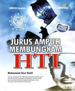 Jual Buku Jurus Ampuh Membungkam HTI | Toko Buku Aswaja Surabaya