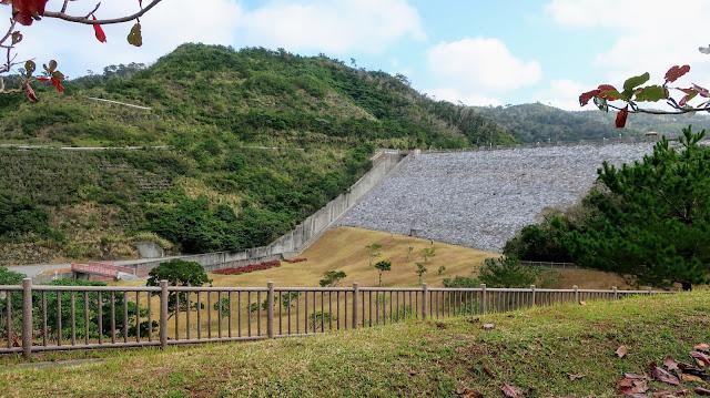 沖縄 羽地ダム
