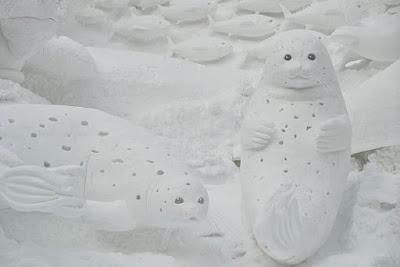 Sapporo Snow Festival Jepang