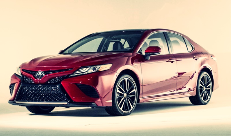 2019 Toyota Camry Exterior, Interior and Engine