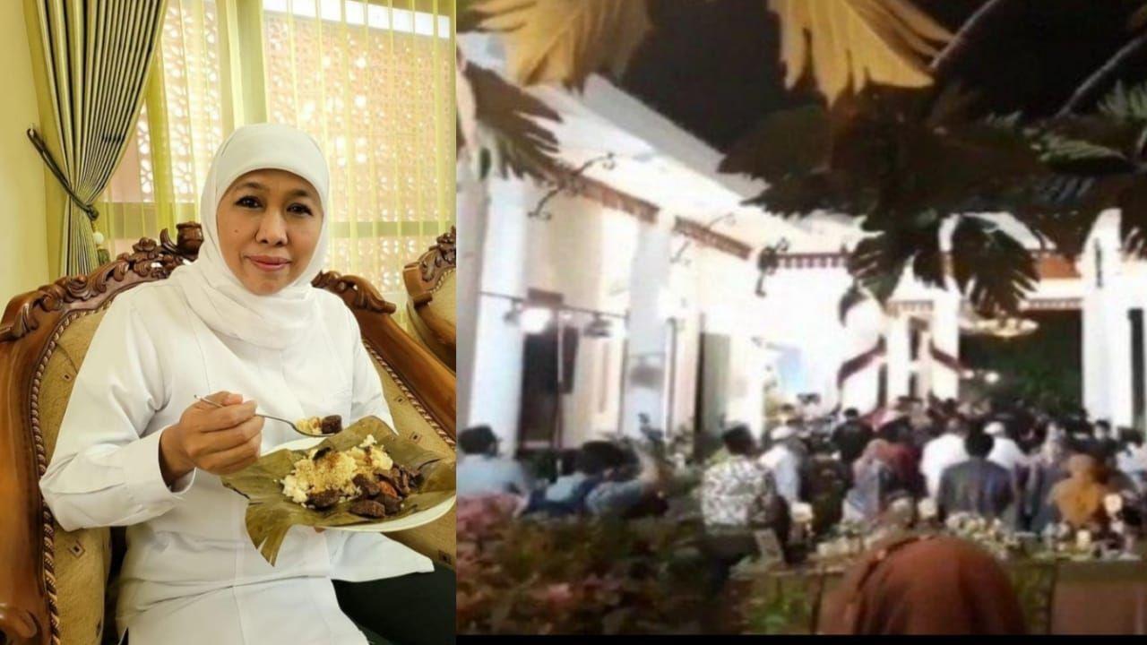 Acara Ultah Khofifah Langgar Prokes, Pakar Hukum: Minta Maaf Tak Menghapus Aspek Pidana!