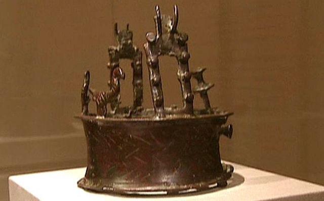 Mahkota Tertua (6.000 tahun)