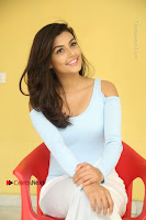 Anisha Ambrose Latest Pos Skirt at Fashion Designer Son of Ladies Tailor Movie Interview .COM 0906.JPG