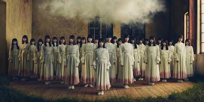 Sakurazaka46 debut single, Nobody's fault single details CD Blu-ray tracklist selected members 櫻坂46