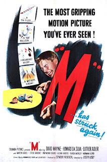 Honourable Mention: M (1951)